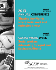 2013 Social Work Week Theme